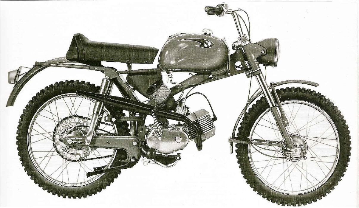 Puch werksfahrer heribert dietrich for A m motors